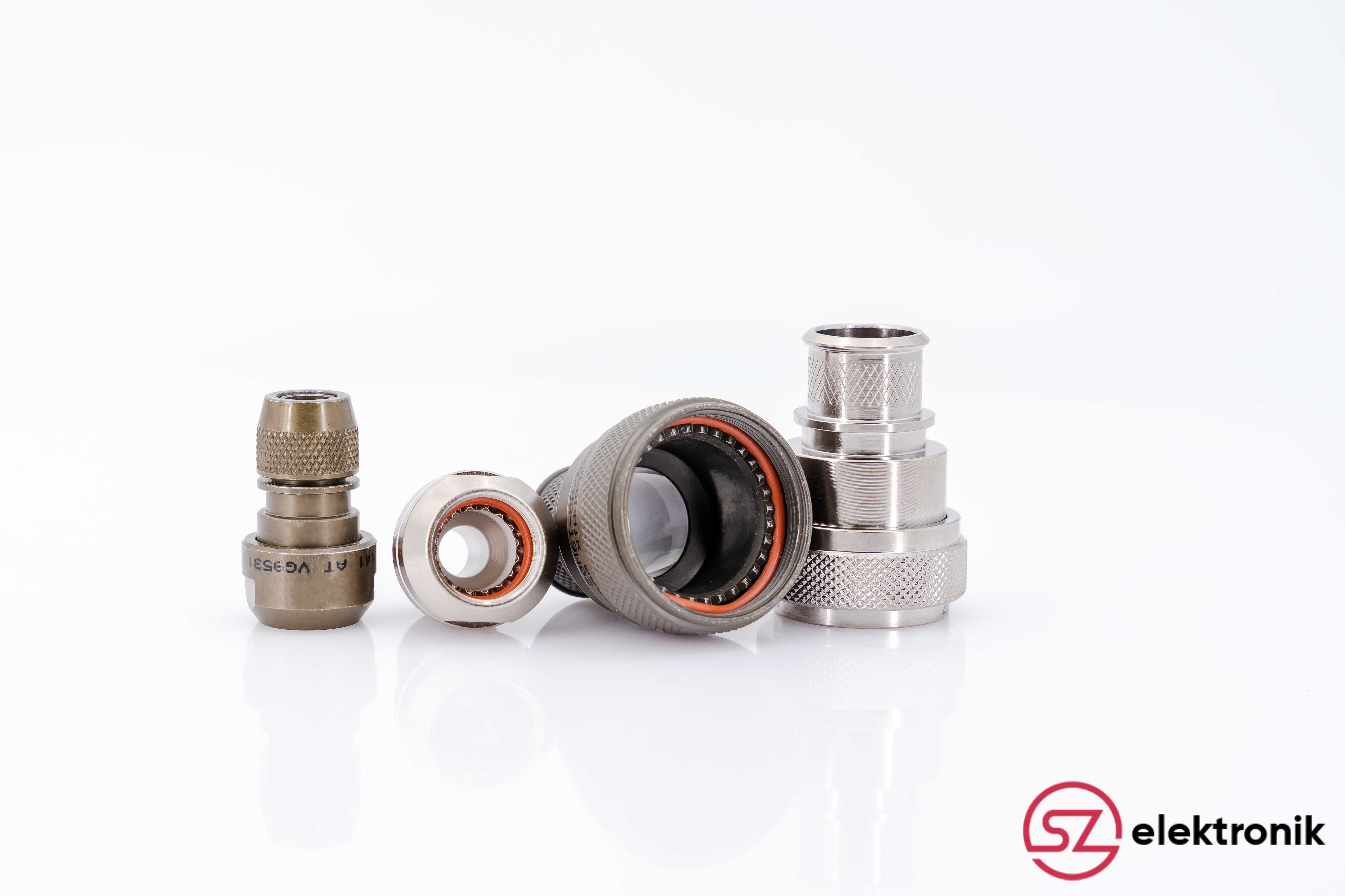 Backshells for MIL-connectors